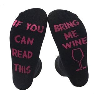 Accessories - 🍷Funny Socks for Wine Lovers🍷